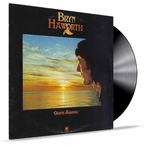 Bryn Haworth - Grand Arrival (Vinyl) White Label Promo - Christian Rock, Christian Metal