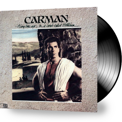 Carman - A Long Time Ago...In a Land Called Bethlehem (Vinyl) - Christian Rock, Christian Metal
