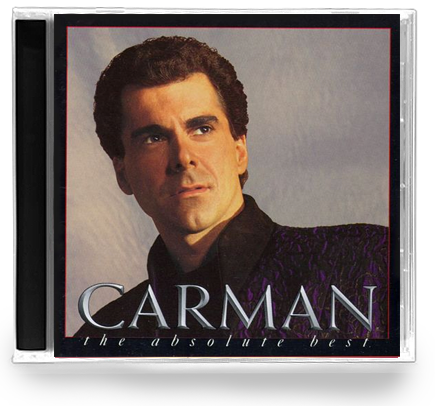 Carman - The Absolute Best (CD) 1993 Sparrow - Christian Rock, Christian Metal