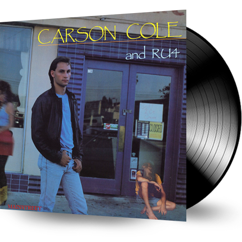Carson Cole and RU4 - Mainstreet (Vinyl) - Christian Rock, Christian Metal