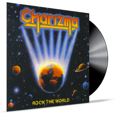 Charizma - Rock The World (Vinyl)