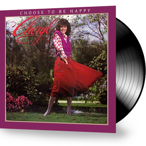 Cheryl - Choose To Be Happy (Vinyl)