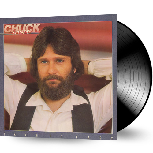 Chuck Girard - No Turning Back. (Vinyl) Pre-owned 1979 FOUNDING MEMBER OF LOVE SONG - Christian Rock, Christian Metal