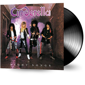 Cinderella - Night Songs (Vinyl) Original Pressing