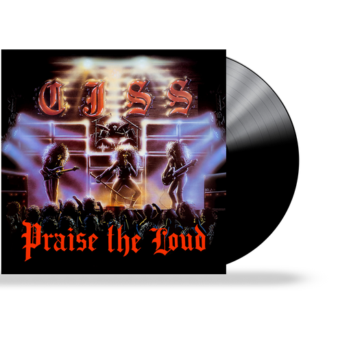 CJJS - Praise The Loud (Vinyl) David T. Chastain