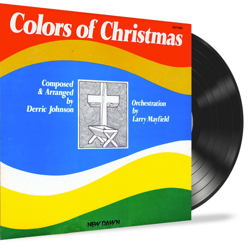 Colors of Christmas (Vinyl) CHRISTMAS