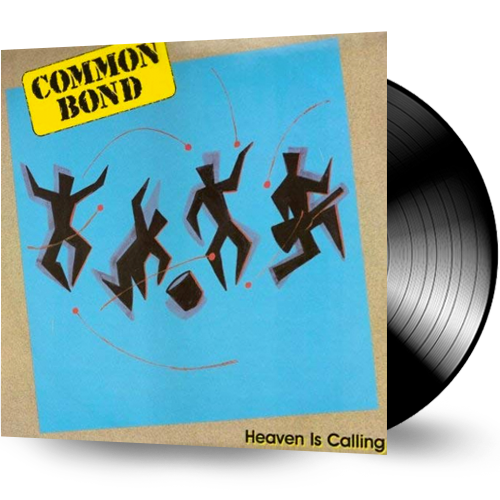 Common Bond - Heaven Is Calling (Vinyl) - Christian Rock, Christian Metal