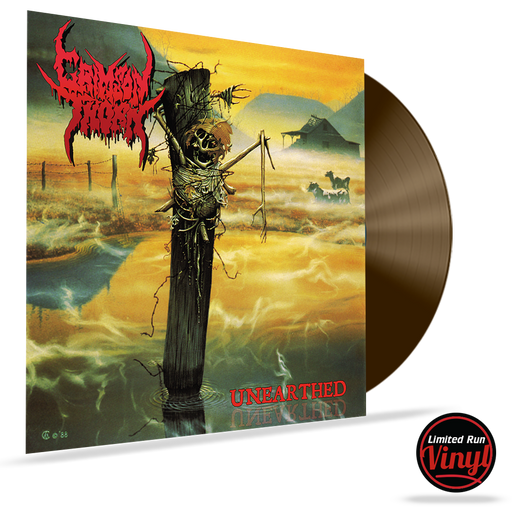 CRIMSON THORN - UNEARTHED (*NEW-180 Gram Random Color Vinyl, 2019, Bombworks Records) - Christian Rock, Christian Metal