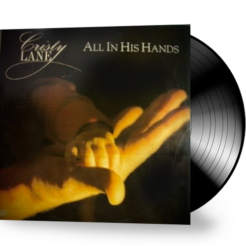 Cristy Lane - All In His Hands (Vinyl) - Christian Rock, Christian Metal