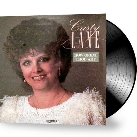Cristy Lane - How Great Thou Art (Vinyl)