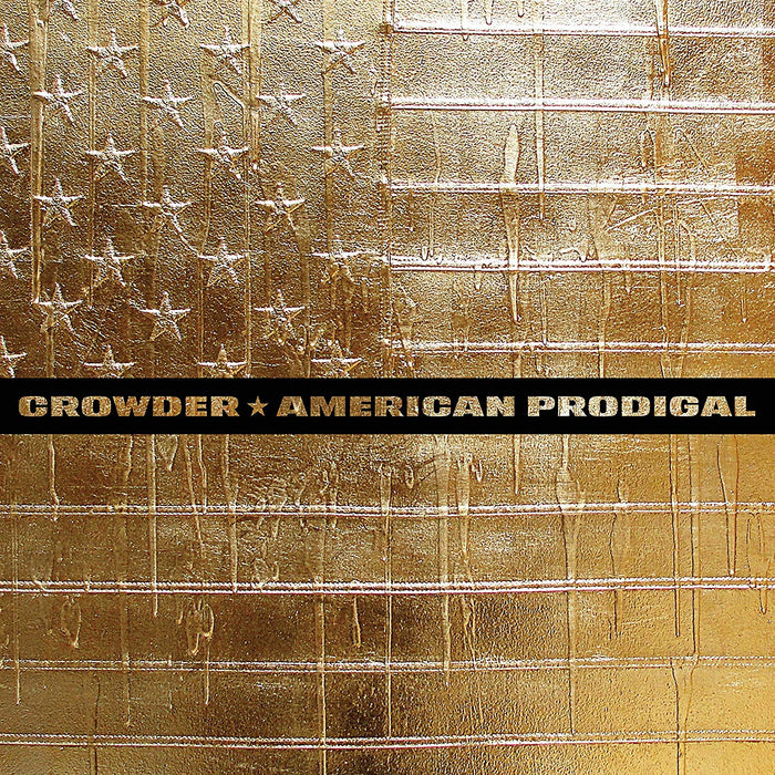 Crowder - American Prodigal (CD) - Christian Rock, Christian Metal