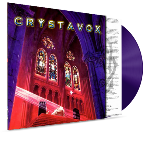Crystavox (Purple Vinyl)