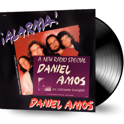 Daniel Amos  Alarma! RADIO SPECIAL (The Alarma Chronicles Vol.1) (*NEW - Vinyl Record, 1981, NewPax)