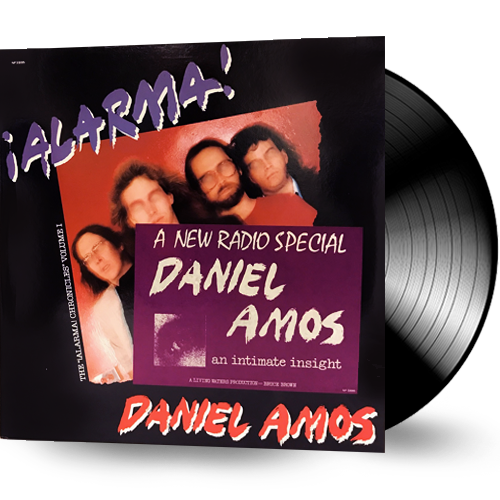 Daniel Amos  Alarma! RADIO SPECIAL (The Alarma Chronicles Vol.1) (*NEW - Vinyl Record, 1981, NewPax) - Christian Rock, Christian Metal