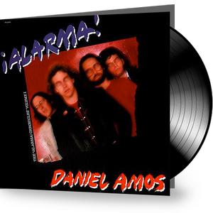 Daniel Amos  Alarma! (The Alarma Chronicles Vol.1) (*NEW - Vinyl Record, 1981, NewPax)