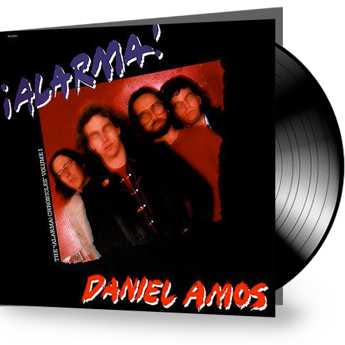 Daniel Amos - Alarma! (The Alarma Chronicles Vol.1) (Vinyl) Saw-Cut - Christian Rock, Christian Metal