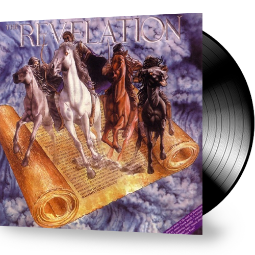 Daniel Amos - The Revelation (Vinyl) - Christian Rock, Christian Metal
