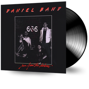 Daniel Band - Run From the Darkness (Vinyl)