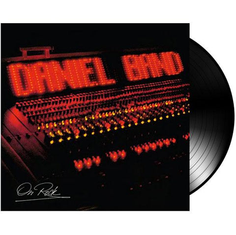 Daniel Band - On Rock (Vinyl) Pre-Owned Original Pressing. 1982 Lamb and Lion