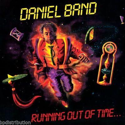 Daniel Band - Running Out of Time (USED VINYL) 1988 Refuge