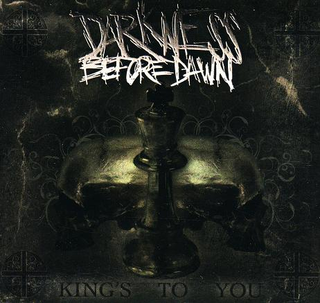 Dakrness Before Dawn - Kings To You (CD) - Christian Rock, Christian Metal