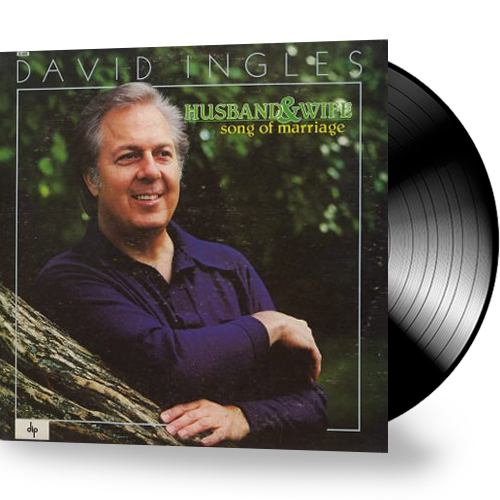 David Ingles - Husband & Wife Song of Marriage (Vinyl) REBELS QUARTET - Christian Rock, Christian Metal