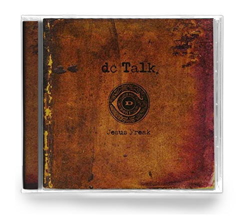 DC Talk - Jesus Freak (CD) Remastered 2013 - Christian Rock, Christian Metal
