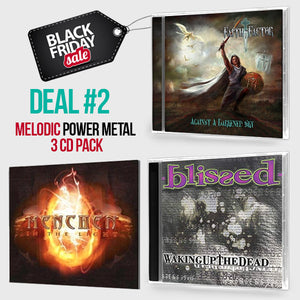 Melodic Power Metal 3 CD Pack