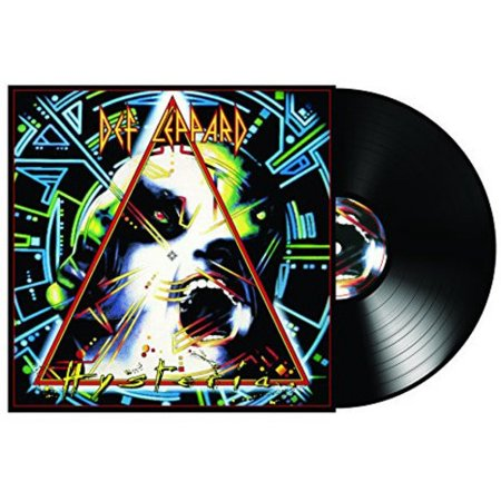 Def Leppard - Hysteria (Double Vinyl) 180 Gram Gatefold - NEW SEALED!!! - Christian Rock, Christian Metal
