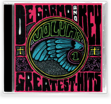 Degarmo & Key - Greatest Hits (CD) - Christian Rock, Christian Metal