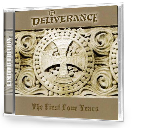 DELIVERANCE - THE FIRST FOUR YEARS (2007, Retroactive) Christian Thrash Metal Demos - Christian Rock, Christian Metal