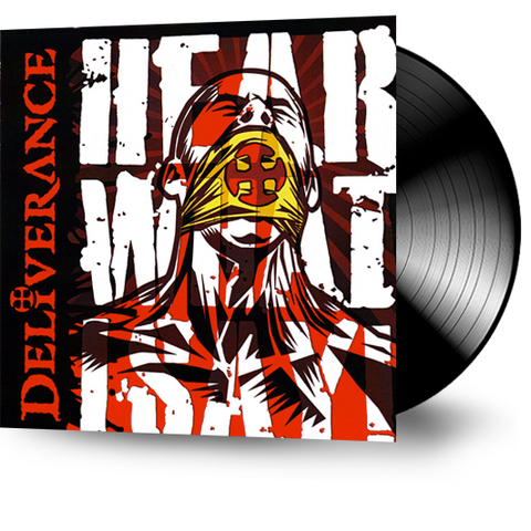 DELIVERANCE - HEAR WHAT I SAY! (Retroarchives Edition) (*NEW-VINYL, 2019)