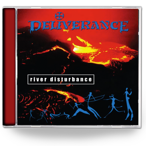 DELIVERANCE - RIVER DISTURBANCE (Legends Remastered) - Christian Rock, Christian Metal