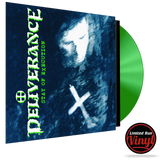 DELIVERANCE - STAY OF EXECUTION (*NEW-180 Gram Random Color Vinyl, Retroactive) Limited 200 Units