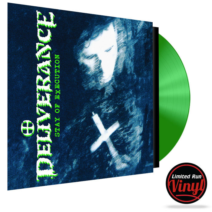 DELIVERANCE - STAY OF EXECUTION (*NEW-180 Gram Random Color Vinyl, Retroactive) Limited 200 Units - Christian Rock, Christian Metal
