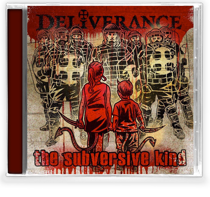 Deliverance - The Subversive Kind (CD) - Christian Rock, Christian Metal