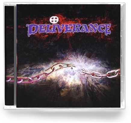 DELIVERANCE - S/T (CD) 2008 - Christian Rock, Christian Metal