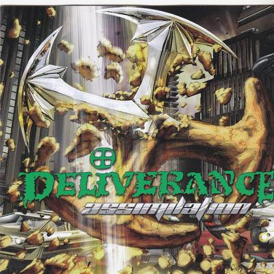 DELIVERANCE - ASSIMILATION (2-CD Set, 2007, Retroactive) - Christian Rock, Christian Metal