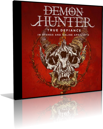 Demon Hunter - True Defiance (CD) - Christian Rock, Christian Metal