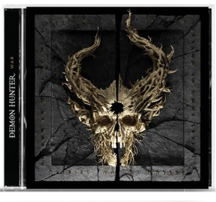 Demon Hunter - War (CD) 2019 - Christian Rock, Christian Metal