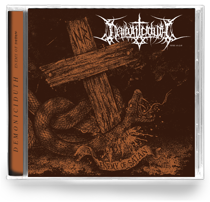 DEMONICIDUTH - ENEMY OF SATAN (CD)