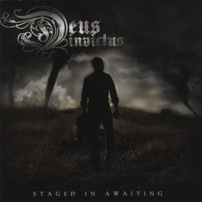 DEUS INVICTUS - STAGED IN AWAITING (2010, Bombworks) Prog Death Metal - Christian Rock, Christian Metal