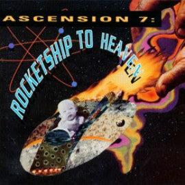 Dig Hay Zoose Ascension 7: Rocketship To Heaven (CD) - Christian Rock, Christian Metal