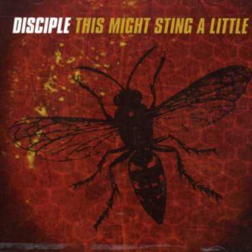 Disciple - This Might Sting a Little (CD) - Christian Rock, Christian Metal