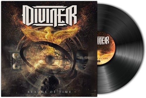 Diviner - Realms of Time (Vinyl) - Christian Rock, Christian Metal