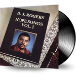 D.J. Rogers - Hope Songs Vol. 1 (Vinyl)  DJ RODGERS