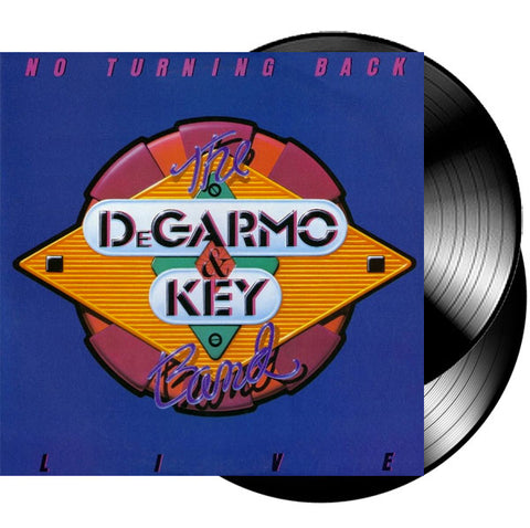 DeGarmo & Key - No Turning Back Live (Vinyl) Double Vinyl