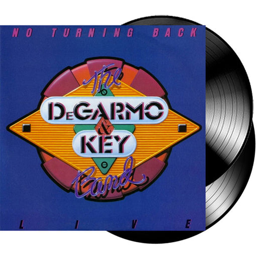 DeGarmo & Key - No Turning Back Live (Vinyl) Double Vinyl - Christian Rock, Christian Metal