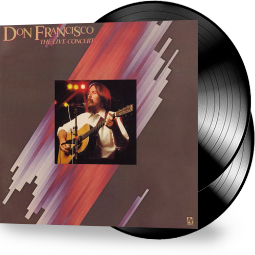 Don Francisco - The Live Concert (Vinyl / Gatefold) Pre-Owned - Christian Rock, Christian Metal