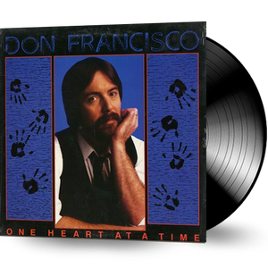 Don Francisco - One Heart at a Time (Vinyl) pre-owned